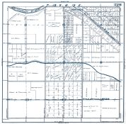 Sheet 27b - Township 13 S., Range 19 E, Fresno County 1923